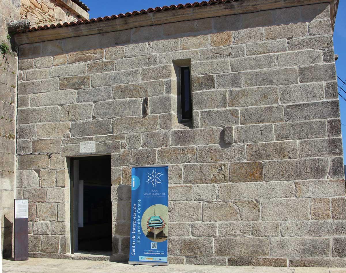 Igrexa de S. Pedro – Centro de Visitantes