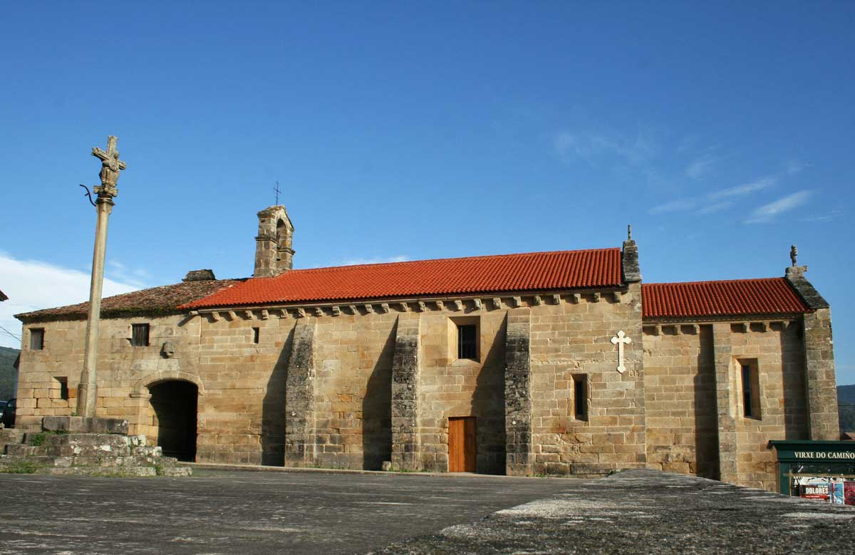 Sanctuary of the Virgen del Camino (Virgin of The Way)