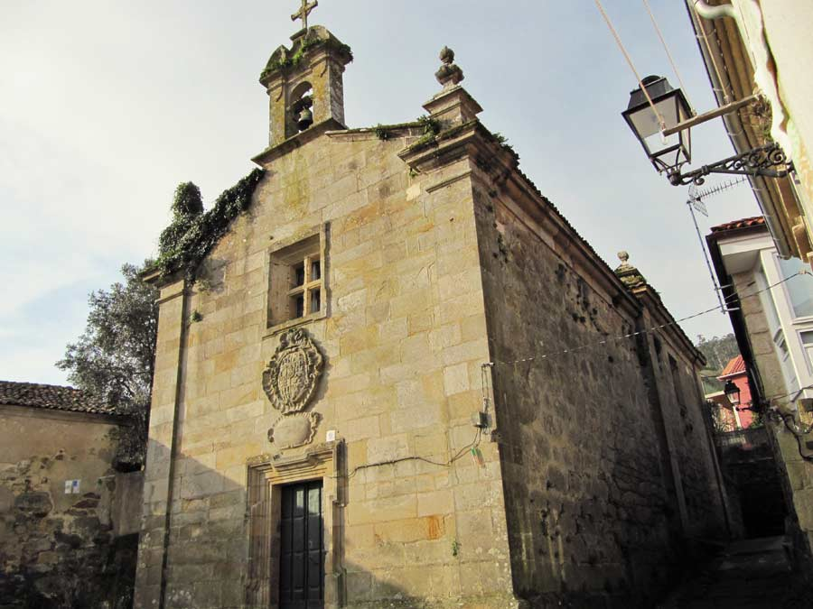 Chapel of the Carmen and neighbourhood