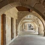 Arcos en piedra