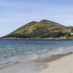 Praia louro monte
